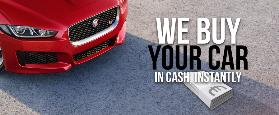 We Buy Your Car In Cash