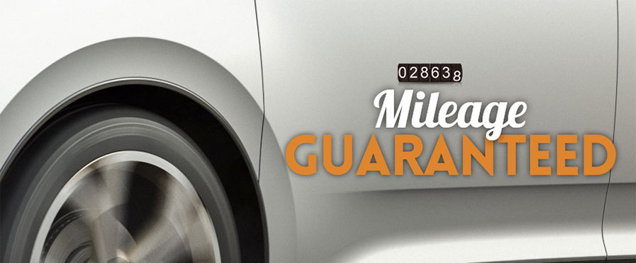 Mileage Guaranteed