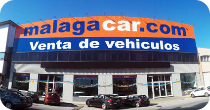MalagaCar.com Dealership - Exterior